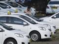 Harga Saham Taksi Express Jatuh ke Level 'Gocap'