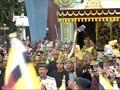 VIDEO: Gegap Gempita Perayaan 50 Tahun Sultan Brunei Berkuasa