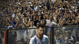 Menghitung Peluang Argentina Lolos ke Piala Dunia 2018