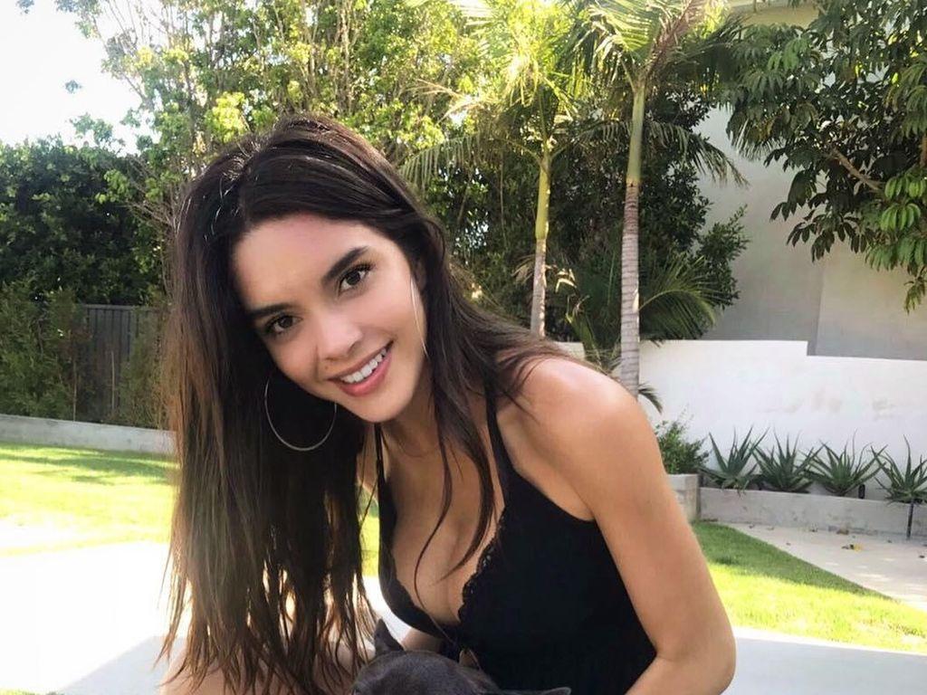 Foto: Cantiknya Paola Paulin, Aktris Meksiko Pacar Baru Justin Bieber