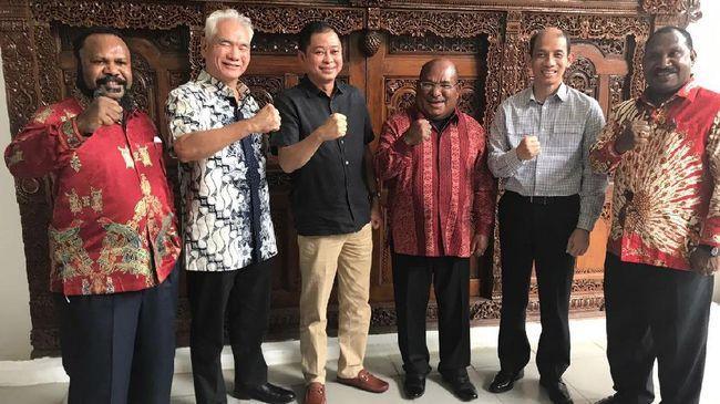 Jokowi Kasih Masyarakat Papua 10 Persen Saham Freeport