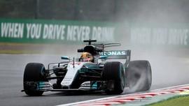 Lewis Hamilton Raih Pole GP Hongaria