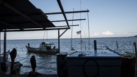 Nelayan Natuna Tolak Serbuan Ratusan Nelayan Pantura