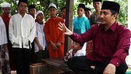 Tegas Dukung Jokowi, Yusuf Mansur Sebut Islam Indonesia Wangi