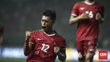 Adu Tajam Duo Striker Timnas Indonesia di Anniversary Cup