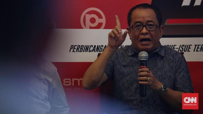 Tak Sejalan Sama Rini, Said Didu Dicopot dari Komisaris BUMN