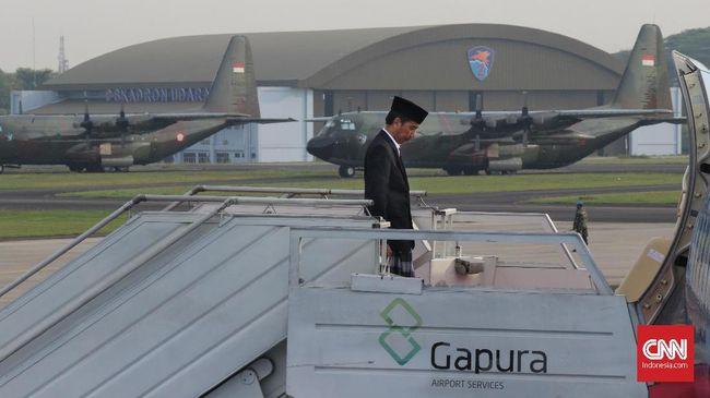 Jokowi Pertimbangkan Posisi Menteri Pondok Pesantren