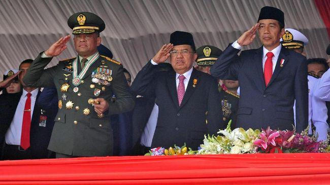 Jenderal Gatot dan Dilema Calon Pendamping Jokowi 2019