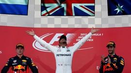 Hamilton Pebalap F1 Tersukses di Britania Raya