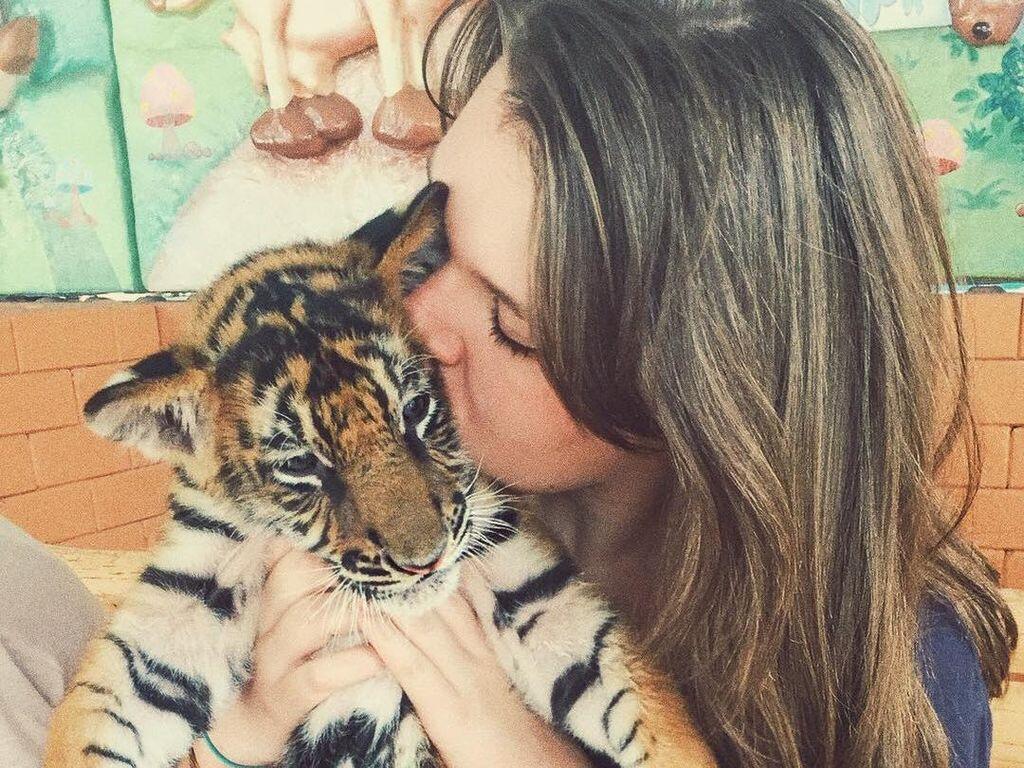 Foto: Cantik dan Stylish Camille Gottlieb, Cucu dari Grace Kelly