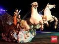 FOTO: Semarak Wayang Jogja Night Carnival