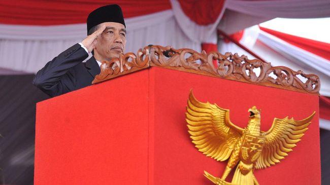 Jokowi Akan Jadi Inspektur Upacara HUT ke 73 TNI