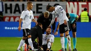 Jerman Raih Rekor 100 Persen Menang di Kualifikasi Rusia 2018