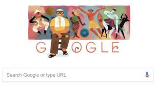 Bagong Kussudiardja, Ayah Butet Kertaradjasa di Google Doodle
