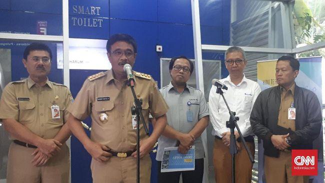 Pesan Terakhir Djarot Sebelum Tinggalkan Kursi Gubernur DKI