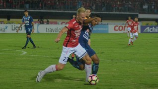 Live Streaming Bali United vs Tampines Rovers