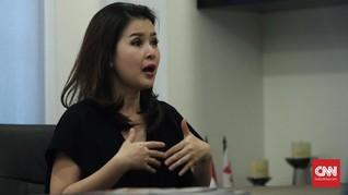 Grace: PSI Tak Pernah Merengek untuk Jadi Menteri