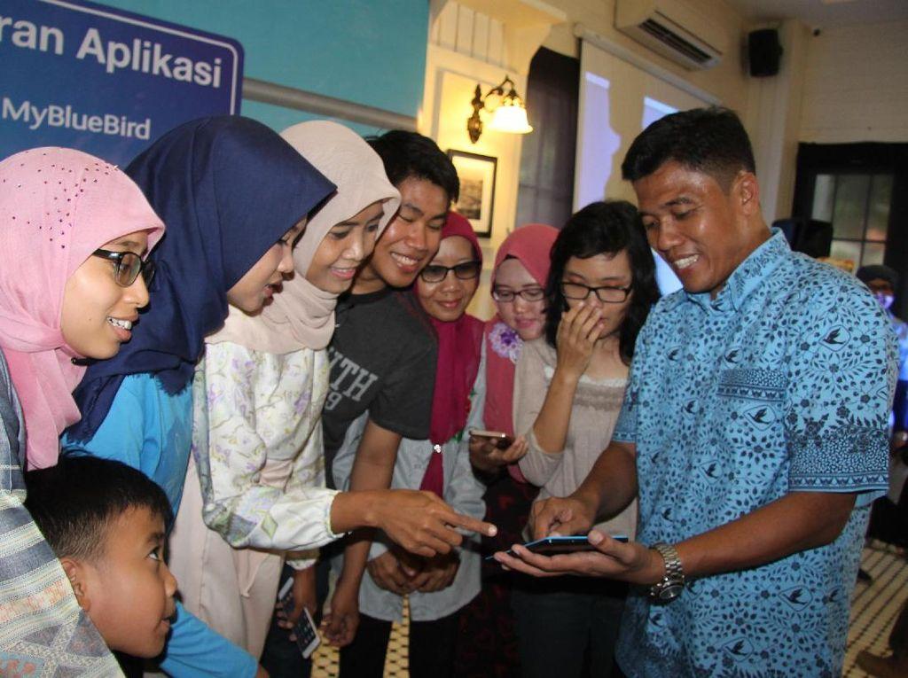 Untuk mendukung potensi wisata ini, kini Aplikasi MY Blue Bird hadir di Kota Palembang. Dok. Blue Bird.