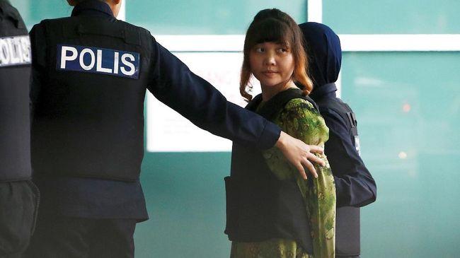 Siti Aisyah Bebas, Sidang Terdakwa Asal Vietnam Masih Lanjut