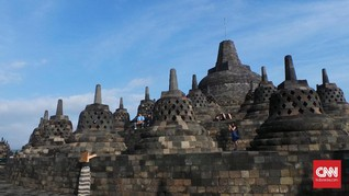 Mengurai Lonjakan Pengunjung Borobudur saat Libur Lebaran