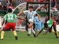 Gunakan Doping di Piala Dunia 1994, Maradona Diskors 15 Bulan