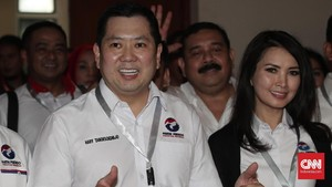 Hary Tanoe Setuju Gerindra Gabung Koalisi Jokowi-Ma'ruf