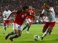 Pesawat Timnas Mesir untuk Piala Dunia 2018 Pasang Muka Salah