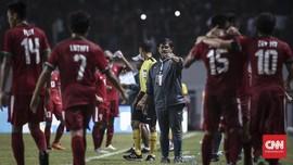 Lepas dari Timnas Indonesia U-19, Indra Kembali Blusukan