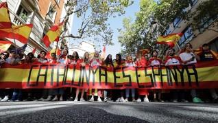 Spanyol Siap Kuasai Catalonia Malam Ini