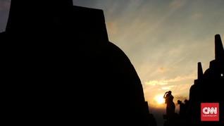 Candi Borobudur akan Punya Sentra Meditasi untuk Yoga