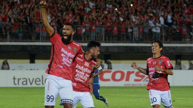 Bali United Bakal Diguyur Bonus Bila Juara Liga 1