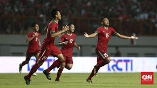 PSSI Batasi Penjualan Tiket Timnas Indonesia U-19 vs Jepang