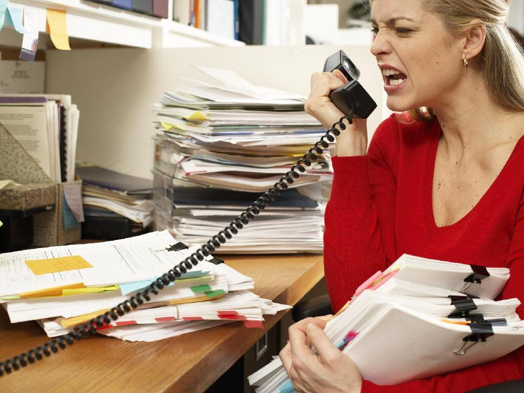 Bukan Umpatan, Kata-kata Inilah yang Sering Diucapkan Orang Stres