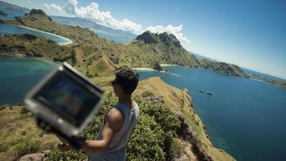 TN Komodo Masuk Daftar Destinasi Favorit 'Lonely Planet'
