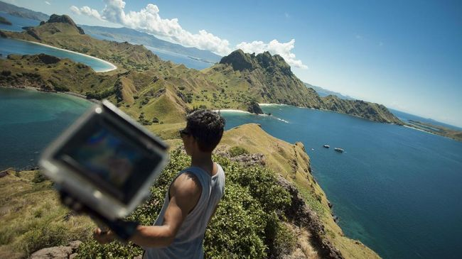 TN Komodo Masuk Daftar Destinasi Favorit 'Lonely Planet'