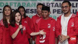 PSI: Debutan Muluk Pancang Target Usung Presiden Sendiri