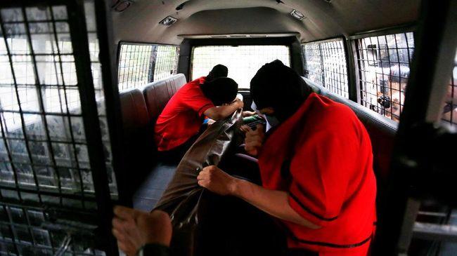 Polisi Tangkap Lima Pelaku Pesta Gay di Cianjur