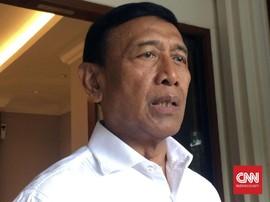 Wiranto Tahu Kabar Cucunya Meninggal dari Pemberitaan Media
