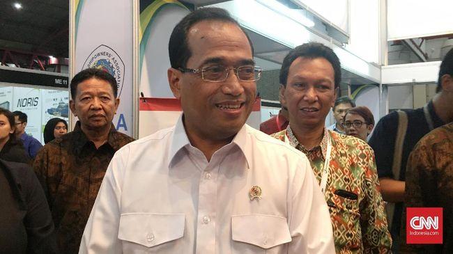 Menhub: Kereta Cepat Jakarta-Bandung Dibangun Akhir Maret