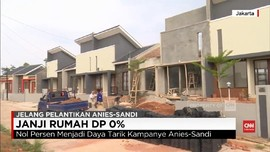 VIDEO: Menagih Janji DP Nol Persen Anies-Sandi
