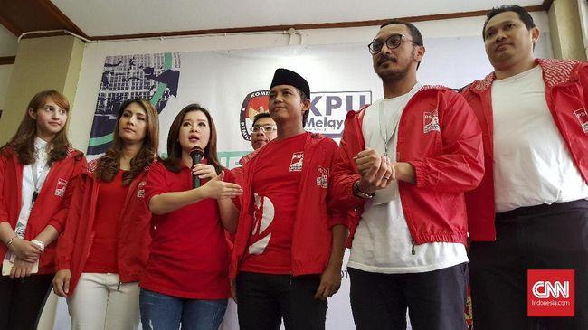 PSI Tunggu Penetapan KPU Sebelum Berkoalisi Usung Jokowi