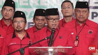 PDIP Ogah Usung Calon Tersangka Korupsi Maju Pilkada