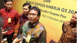 Laba Bersih Tumbuh, Direktur Bank Mantap: Kinerja Membaik