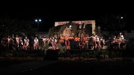 Mengenal Kesenian Singo Barong di Surakarta