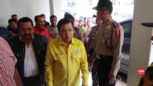 Kader PDIP Minta Setnov Dicopot dari Ketua DPR