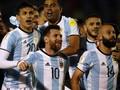 Timnas Argentina Kecanduan Lionel Messi