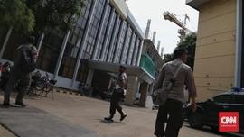 Kantor DPP Golkar Dilempar Bom Molotov oleh Orang Tak Dikenal