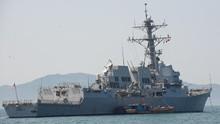 AS Latihan Angkatan Laut bersama Jepang, Korsel, Australia