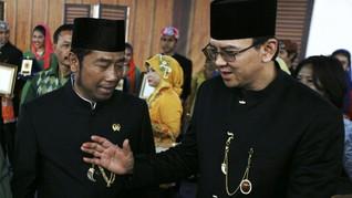 Bahagia Haji Lulung Rayakan Ulang Tahun Jakarta Tanpa Ahok
