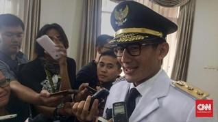 Sandiaga Ungkap Alasan Lepas Saham di Perusahaan Air Aetra